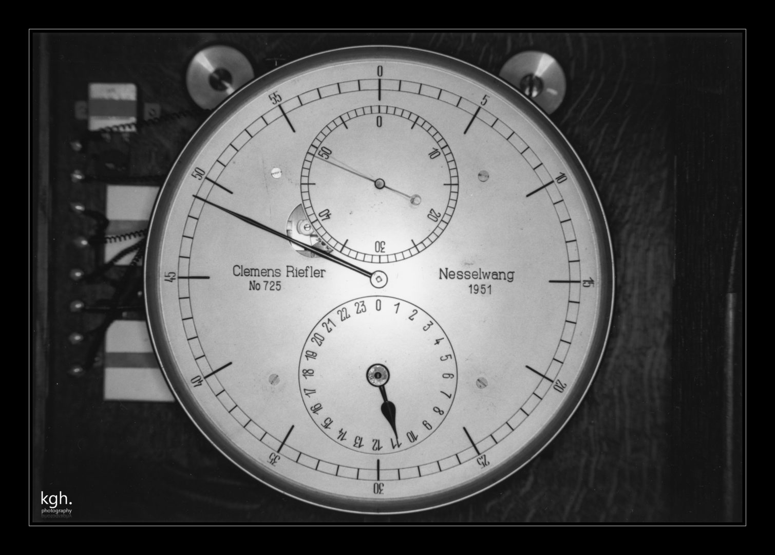 Riefler Pendulum Clock