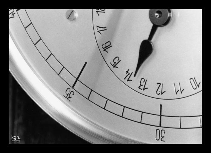 Riefler Clock Face (2)