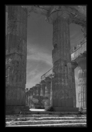 Columns and Capitel