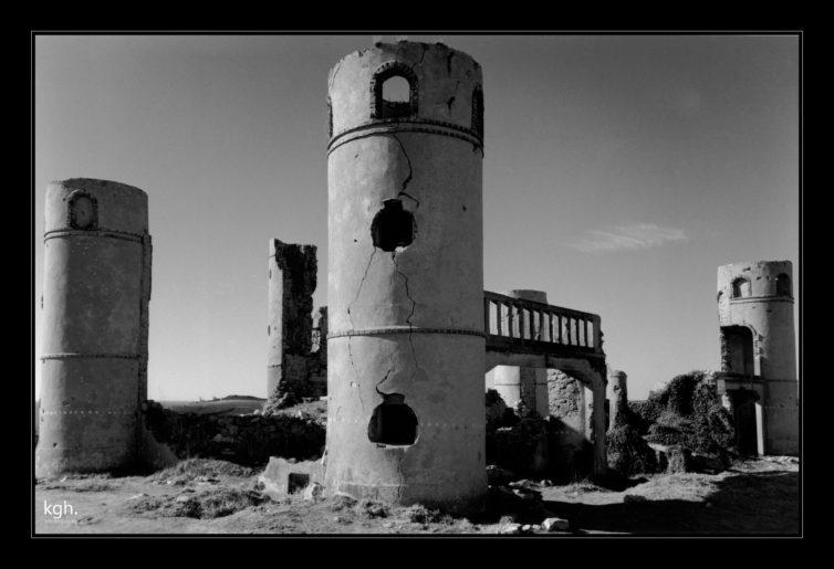 Ruin of Saint-Pol-Roux Manor