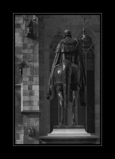 King Ludwig I.